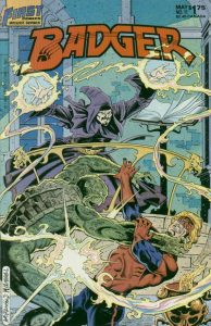 The Badger #11 (1986)