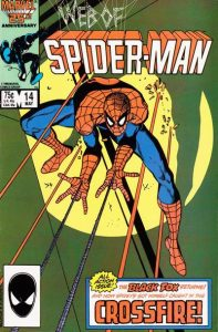 Web of Spider-Man #14 (1986)