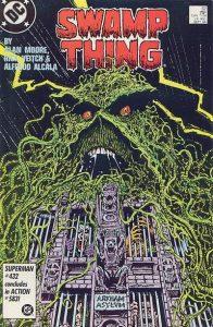 Swamp Thing #52 (1986)