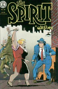 The Spirit #20 (1986)