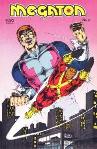 Megaton #5 (1986)