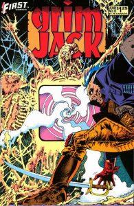 Grimjack #23 (1986)