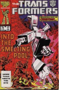 The Transformers #17 (1986)
