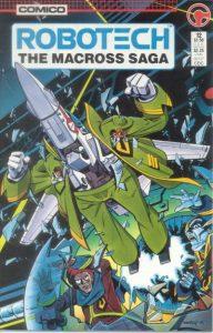 Robotech: The Macross Saga #12 (1986)