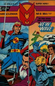 Miracleman #8 (1986)