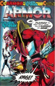 Armor #2 (1986)
