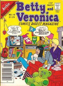 Betty and Veronica Comics Digest Magazine #19 (1986)