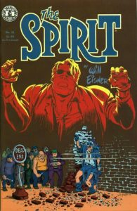 The Spirit #21 (1986)