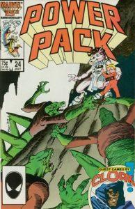 Power Pack #24 (1986)