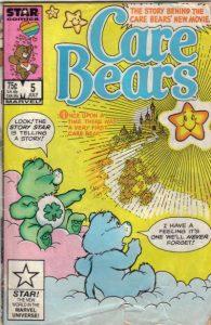 Care Bears #5 (1986)