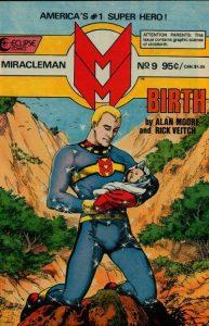 Miracleman #9 (1986)