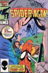 Web of Spider-Man #16 (1986)
