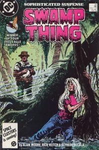 Swamp Thing #54 (1986)
