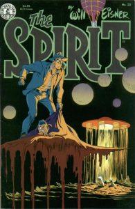 The Spirit #22 (1986)