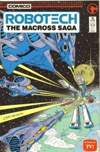 Robotech: The Macross Saga #13 (1986)