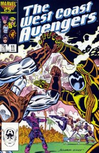 West Coast Avengers #11 (1986)