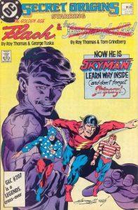 Secret Origins #9 (1986)