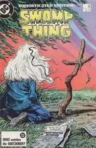 Swamp Thing #55 (1986)