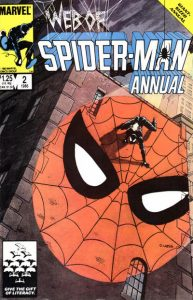 Web of Spider-Man Annual #2 (1986)