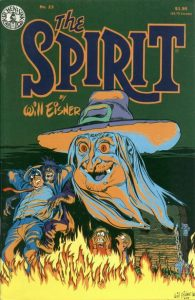 The Spirit #23 (1986)