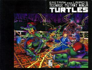 Teenage Mutant Ninja Turtles #9 (1986)