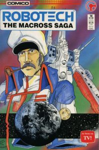 Robotech: The Macross Saga #14 (1986)