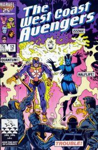 West Coast Avengers #12 (1986)