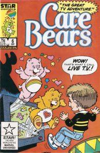 Care Bears #6 (1986)