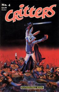 Critters #4 (1986)