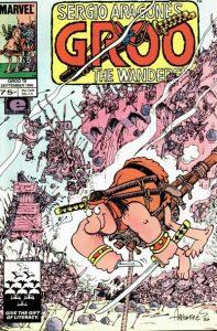 Sergio Aragonés Groo the Wanderer #19 (1986)