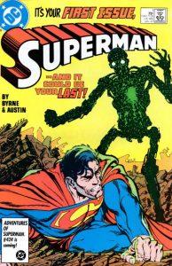 Superman #1 (1986)