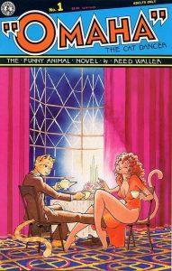 Omaha the Cat Dancer #1 (1986)