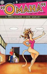 Omaha the Cat Dancer #3 (1986)