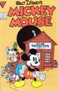 Mickey Mouse #219 (1986)