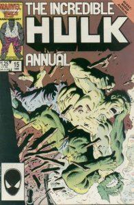The Incredible Hulk Annual #15 (1986)