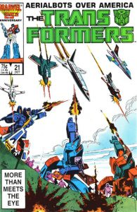 The Transformers #21 (1986)