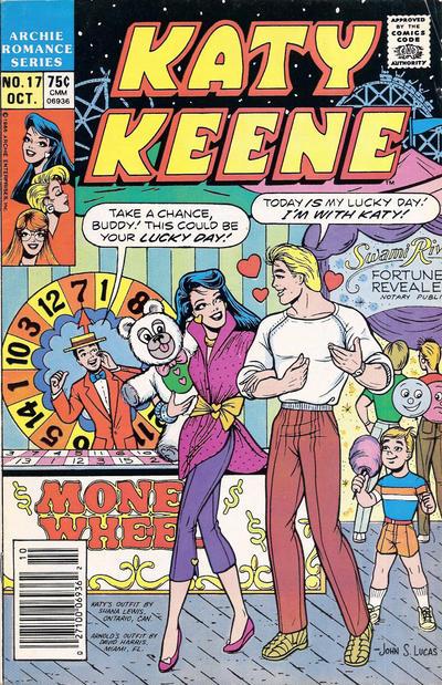 Katy Keene #17 (1986)