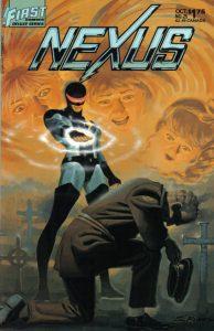 Nexus #25 (1986)