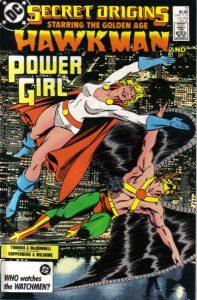 Secret Origins #11 (1986)