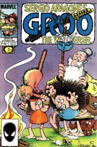 Sergio Aragonés Groo the Wanderer #20 (1986)