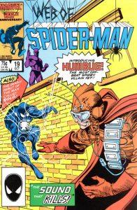 Web of Spider-Man #19 (1986)