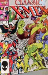 Classic X-Men #2 (1986)