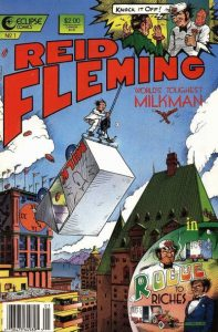 Reid Fleming, World's Toughest Milkman #1 (1986)
