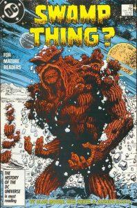 Swamp Thing #57 (1986)