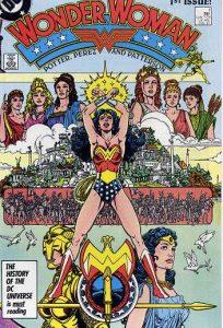 Wonder Woman #1 (1986)