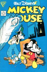 Mickey Mouse #220 (1986)