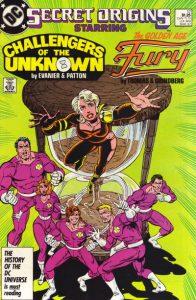 Secret Origins #12 (1986)