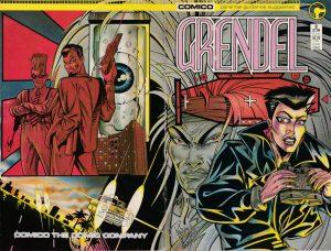 Grendel #2 (1986)