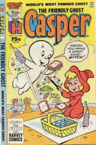 The Friendly Ghost, Casper #226 (1986)