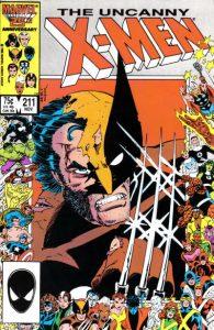 X-Men #211 (1986)